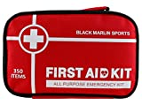 XL First Aid Kit Survival 350 Pieces Upgraded Home Emergency Trauma Bag For Outdoors Car Camping Office Workplace...