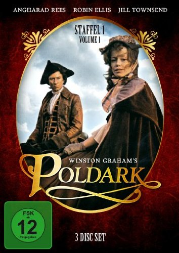 Poldark - Staffel 1, Vol. 1 (3 DVDs)