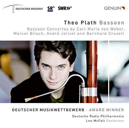 Deutscher Musikwettbewerb Award Winner Fagott