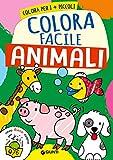 Animali. Colora facile