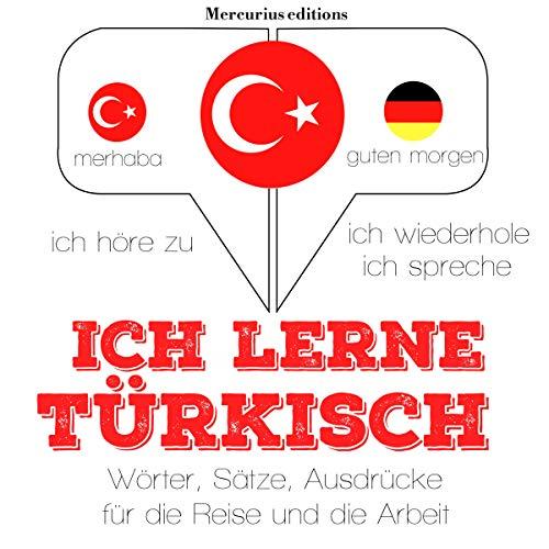 Ich lerne Türkisch audiobook cover art