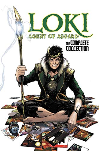 Loki: Agent of Asgard - The Complete Collection