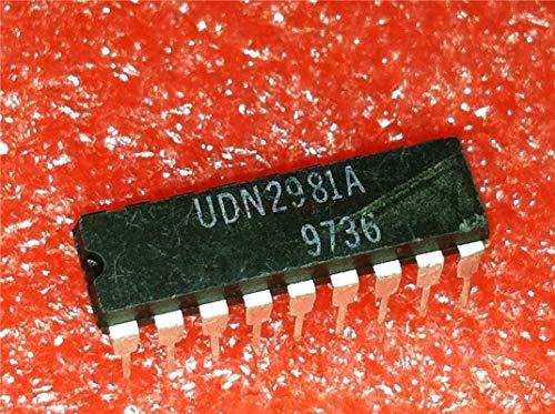 10pcs/lot UDN2981A UDN2981 2981 DIP-18 New origina in Stock