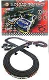 JJTOYS Stock Car Racing HO Scale Slot Car Toy Race Set
