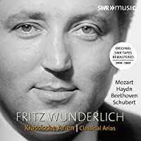 Various: Wunderlich Sings Aria