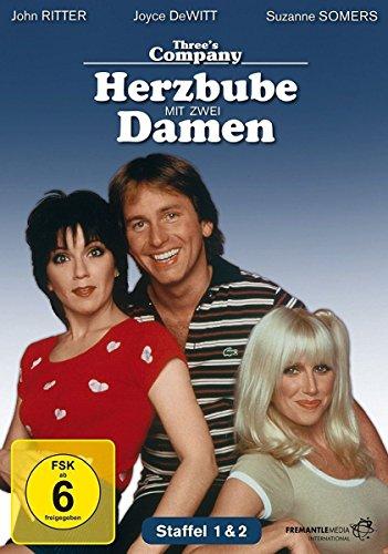 Herzbube mit zwei Damen - Staffel 1 & 2 (5 DVDs)