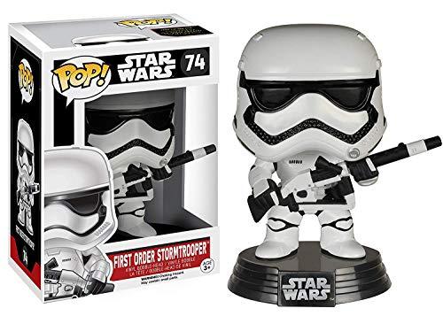 FunKo Star Wars POP! Wackelkopf-Figur Stormtrooper Limited Edition 10 cm [Importación alemana]