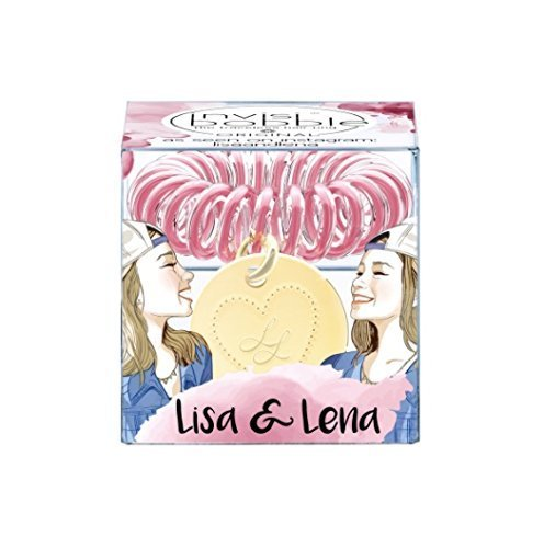 INVISIBOBBLE Série limitée Lisa & Lena Elastique pour Cheveux