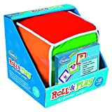 ThinkFun Roll & Play, Juego educativo para bebes, Edad recomendada a...