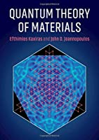 Quantum Theory of Materials, 2nd Edition Front Cover