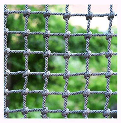 Veiligheid net decoratie/klim Netting Speeltuin Grote Touw Spelen Net Binnen Trappen Balkon Blokkeernet Beschermingsnet Kind Safe Net Outdoor Touw Ladder (Kleur : 30cm-20mm 4/5