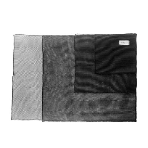 MagiDeal Terrarium en Nylon Drainage Mesh Bonsai Reptile Drainage System - 45 * 45cm