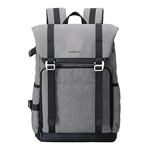 BAGSMART Camera Backpack for SLR/DSLR Cameras