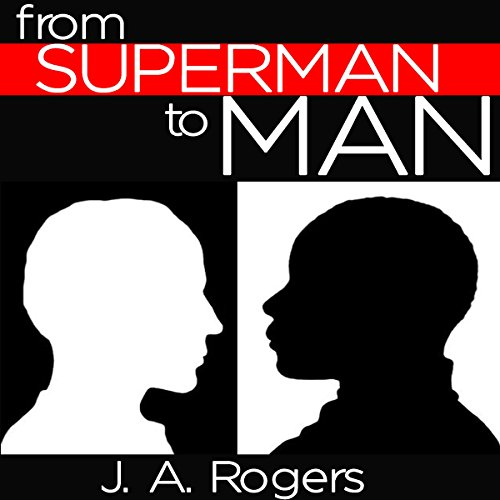 From Superman to Man audiobook cover art