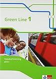 Green Line 1: Vokabeltraining aktiv, Arbeitsheft Klasse 5 (Green Line. Bundesausgabe ab 2014) - Harald Weisshaar