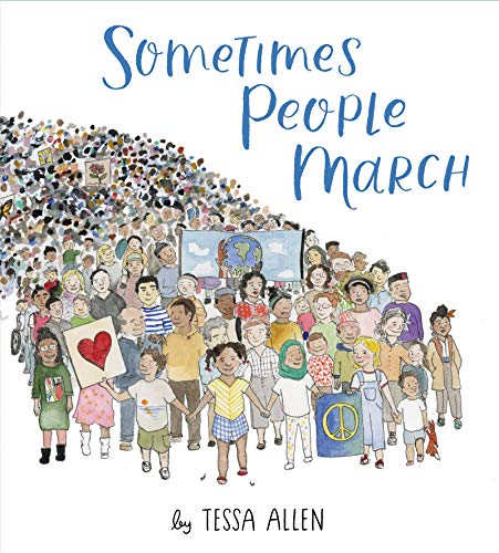Image of Sometimes People March