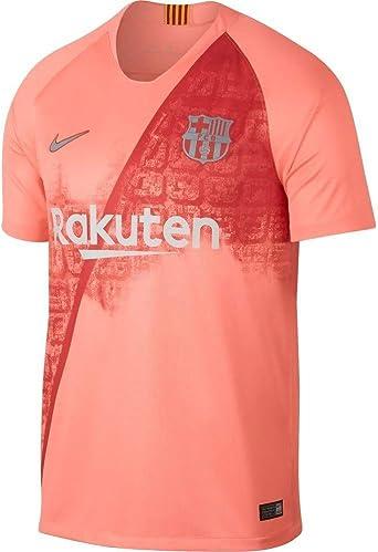 NIKE FC Barcelona Breathe Stadium Jersey Short-Sleeve 3r Camiseta Hombre