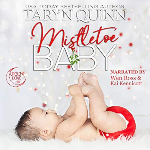 Mistletoe Baby: A Crescent Cove Bite cover art