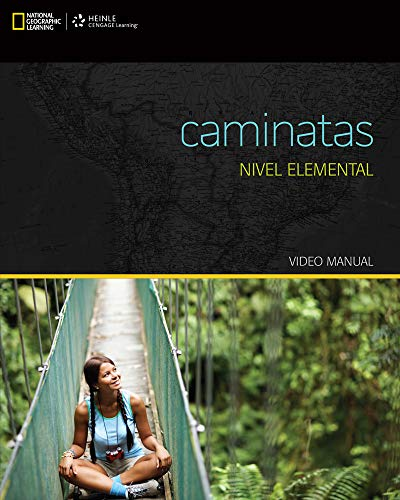 Caminatas Video Manual (with DVD: Nivel elemental) (World Languages)