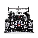 Escritorio decoración 1586pcs Ladrillos Bloques de Construcción RC carreras de resistencia coche compatible Technic modelo de radio control remoto F1 Racing modelo del vehículo Juguetes de Navidad de