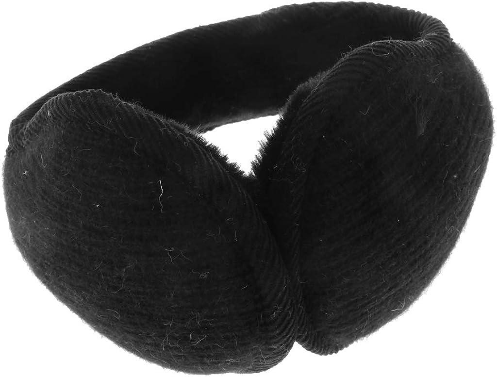 excellence LoveinDIY Unisex Excellence Foldable Earmuffs Ear Warmers Winter Fleece