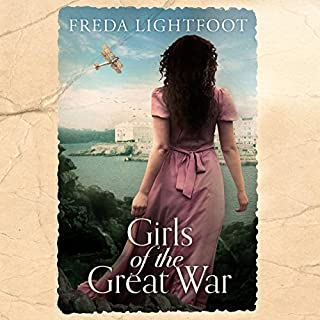 Girls of the Great War cover art