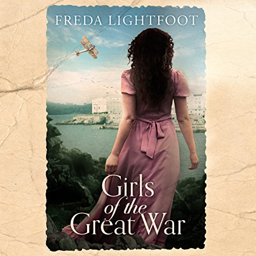 Girls of the Great War audiobook cover art