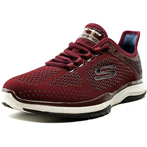 Skechers Men's Burst TR Flinchton Burgundy Shoe