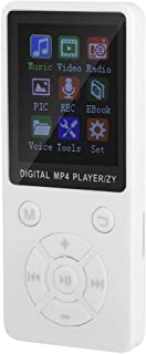 Built-in 13 Languages ​​to Switch Mini MP3, MP4 Music Player, Plug and Play Support for 32G Memory Card for Music, Radio, ...