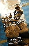 Libro de Texto de Geografía: 1er año de secundaria