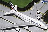 Gemini Jets Maquette AIR France KLM Airbus A380-800 en Métal 1/400 F-HPJC