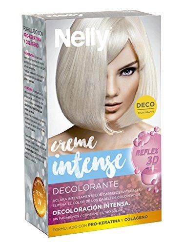 Nelly Decolorante Tinte - 12 Recipientes de 50 ml - Total: 600 ml