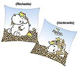 Pummeleinhorn Kissen 'Pummel' 40x40cm