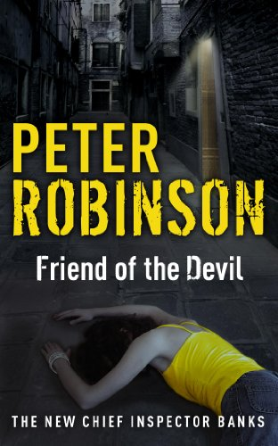 book cover of Friend of the Devil