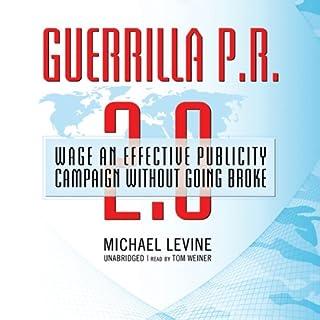 Guerrilla P.R. 2.0 audiobook cover art