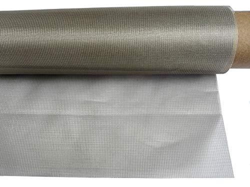 Nickel Copper Electromagnetic Shielding Window Fabric Transparent...