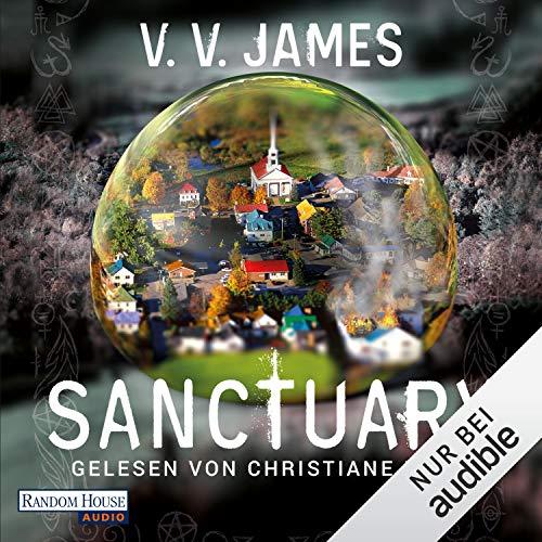 Sanctuary (German edition) cover art