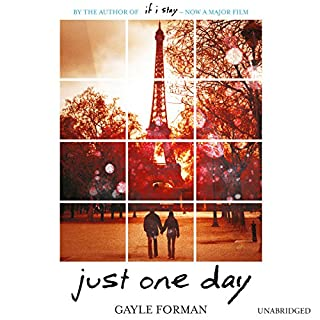 Just One Day cover art