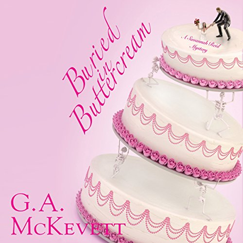 Buried in Buttercream audiobook cover art