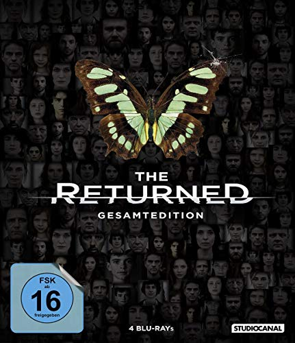 The Returned - Staffel 1+2 Gesamtedition [Blu-ray]