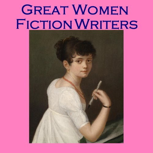 Great Women Fiction Writers cover art