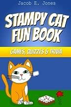 Stampy Cat Fun Book: Games, Quizzes & Trivia by Jacob E Jones (2014-12-02)