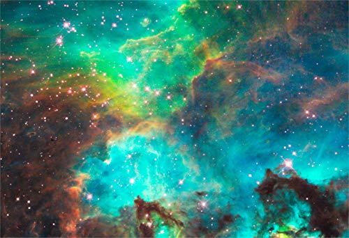 New Horizon Aviation, LLC Star Cluster NGC 2074 in The Large Magellanic...