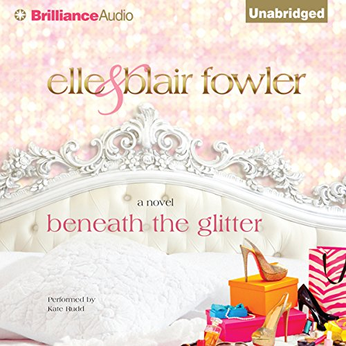 Beneath the Glitter audiobook cover art
