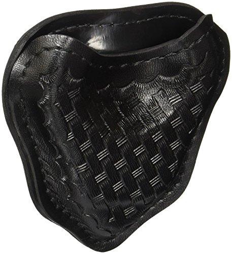 Safariland Duty Gear Open Top Basketweave Handcuff Case (Black)