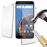 HTC u Ultra/U Ultra Premium calidad vidrio templado explosión genuino y protector de pantalla a prueba de roturas Guard Cover (HTC u Ultra, transparente)