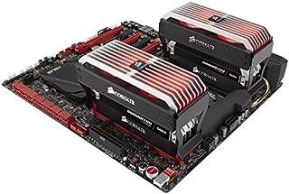 Corsair Dominator Platinum 64 GB, DDR4, 4000 MHz módulo de - Memoria (DDR4, 4000 MHz, 64 GB, 8 x 8 GB, DDR4, 4000 MHz, 288-pin DIMM, Negro, Plata)