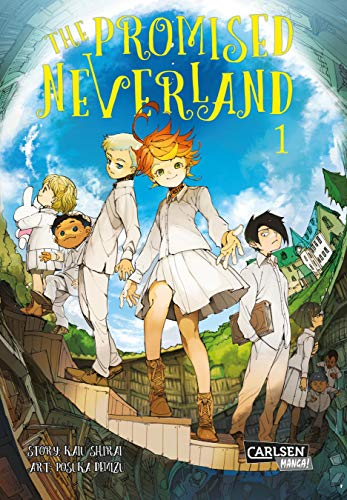 The Promised Neverland 1: Ein emotionales Mystery-Horror-Spektakel!