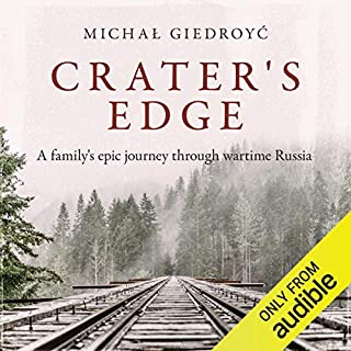 Crater's Edge                   By:                                                                                                                                 Michal Giedroyc                               Narrated by:                                                                                                                                 Sam Dastor                      Length: 8 hrs and 34 mins     5 ratings     Overall 4.0