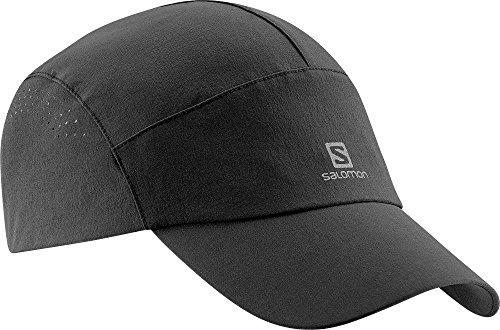 Salomon, Softshell-Kappe, Unisex, Winddicht, SOFTSHELL CAP, Einheitsgröße, Schwarz, L35895600